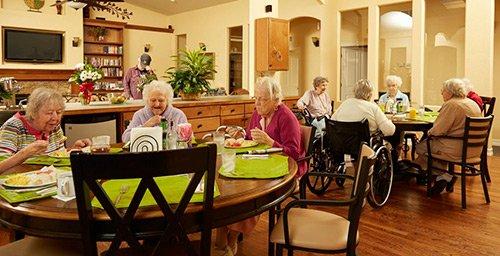 Assisted Living Colorado Springs, senior living, elderly care