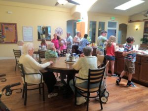 Parties and Activities for Assisted Living