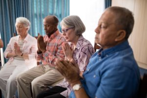 Religious activities for Assisted living Colorado Springs
