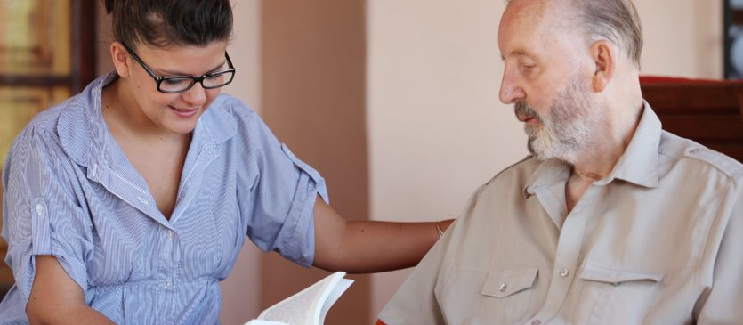 Assisted living for people with Parkinson's