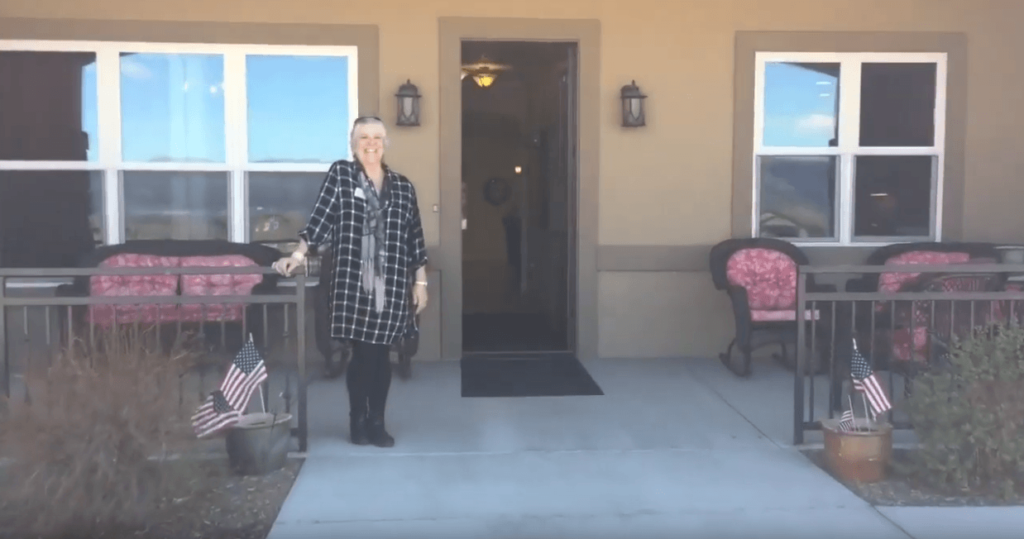 Get a tour at New Day Cottages