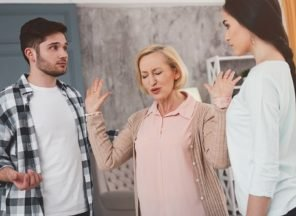 Family Conflicts with Senior Care